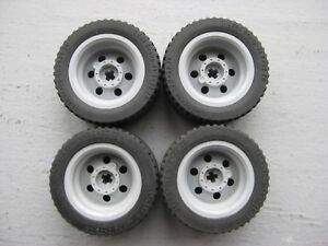 Mindstorms Racing Ferrari 4 Lego 43.2 x 22 ZR Technic Wheels balloon tire lot