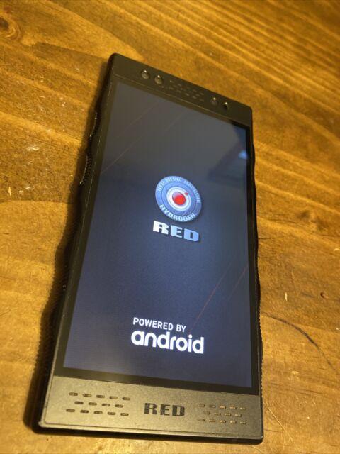 RED Hydrogen One H1A1000 - 128GB - Black (Verizon)