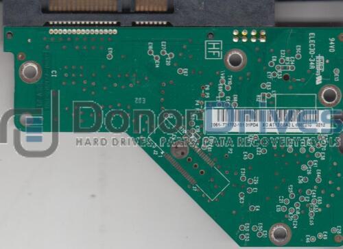 2061-771702-101 01PD4 WD1003FBYX-01Y7B0 WD SATA 3.5 PCB