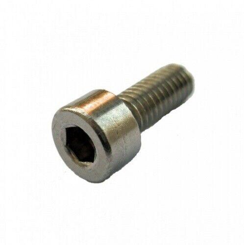 100 Acier Inoxydable v4a à six pans Joint De Culasse Vis DIN 912 a4-70 m6x60