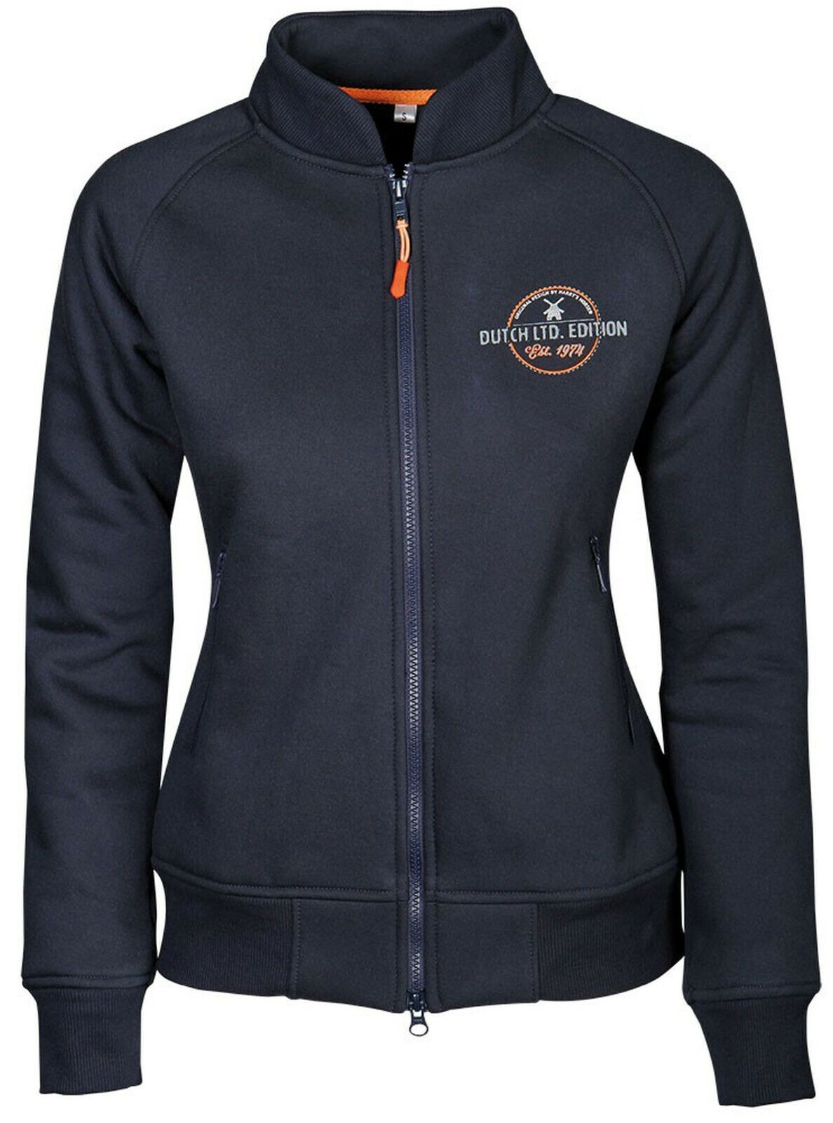 Harry's Horse Damen Bomberjacke Dutch ltd. Edition dekorative Details