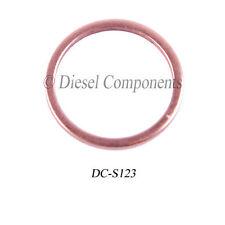 Bmw 525 Tds (E39) Bosch Inyector Diesel Arandelas / Sellos Pack De 6