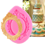 3D-Silicone-Frame-Fondant-Mold-Cake-Decorating-Chocolate-Baking-Mould-Tool-New thumbnail 1
