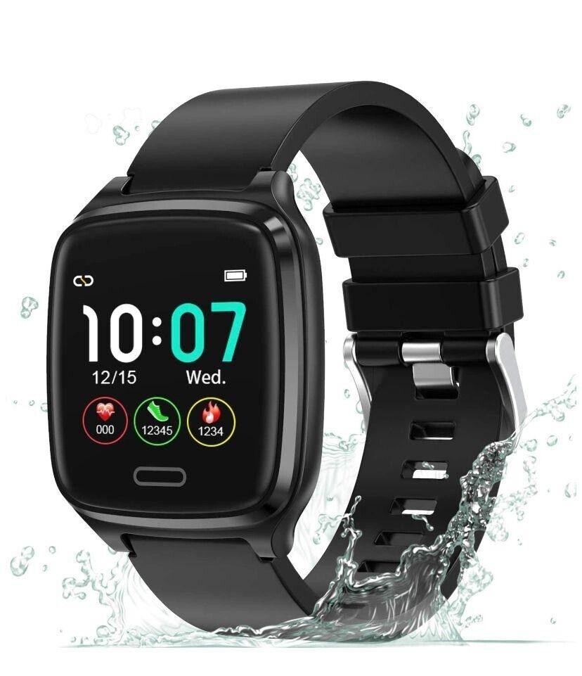 NEW L8star Smart Watch Heart Rate Sleep Monitor Fitness Tracker UNISEX fitness heart l8star monitor new rate sleep smart tracker watch
