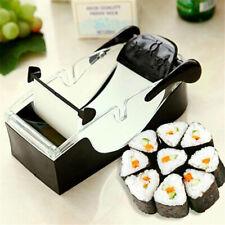 Sushi Maker Kit Rice Roll Mold Kitchen DIY Mould Roller Cooking FM