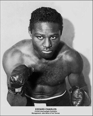 Champion Boxer GENE TUNNEY Glossy 8x10 Photo Vintage Boxing Heavyweight Print