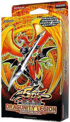 SDDL Yu-Gi-Oh 3x Dracheneinheit Tribus -