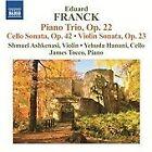 Eduard Franck - : Piano Trio; Cello Sonata; Violin Sonata (2012)