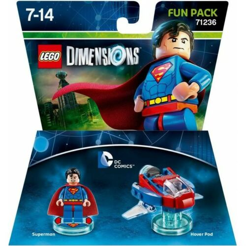 Team Pack Fun Pack Level Pack LEGO a Scelta LEGO DIMENSIONS Starter Pack