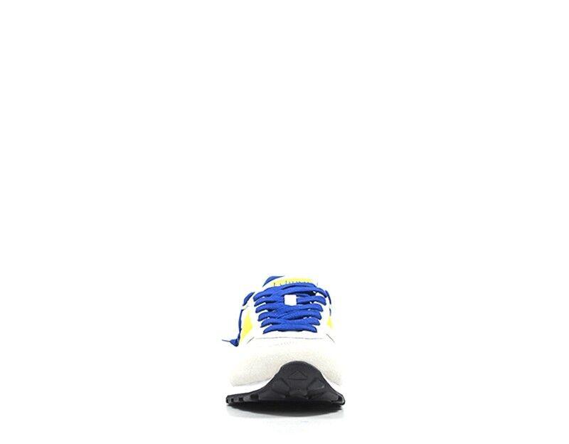 Schuhe ETONIC Mann BIANCO  Stoff,Wildleder  BIANCO ET813252-22 fa165c