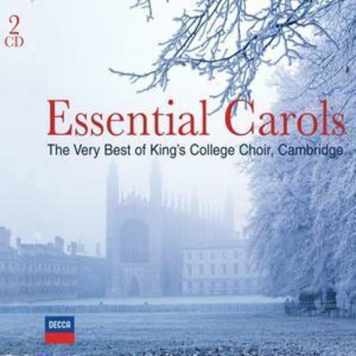 1 of 1 - Choir of King's College, Cambridge : Essential Carols - The Very Best of King's