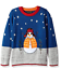 Blizzard Bay Boys Sweater Size Large 14//16 Big Boys Snowman Christmas L