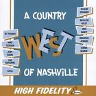 A Country West of Nashville by Various Artists (CD, Sep-2006, Little Dog Records)