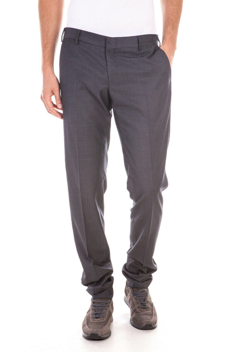 Pantaloni Daniele Alessandrini Jeans Trouser men grey A003S18213506