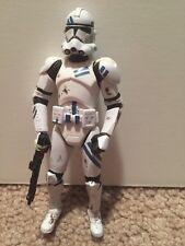 Star Wars 2005 Clone Trooper Fifth Fleet Security Action Figure Loose