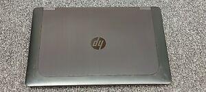 """HP Zbook 15 Laptop Intel core i7 4700MQ 2.4GHz 16GB RAM 240GB SSD Win 10 15.6"""""""