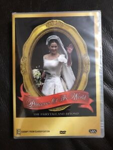 The-Princesses-of-the-World-Region-4-DVD-Brand-New-Sealed