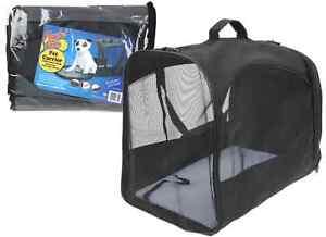 Grandes-Viajes-Plegable-portador-del-animal-domestico-Pequeno-Perro-Gato-Conejo-Portable-mascota