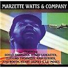 Marzette Watts - and Company (2012)