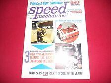 Speed Mechanics '61 nostalgia customs show street cars souping up old skool rods