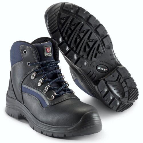 Sécurité Bottes Sécurité Chaussure BRYNJE Strike Low 232 s3 src Chaussure Cuir