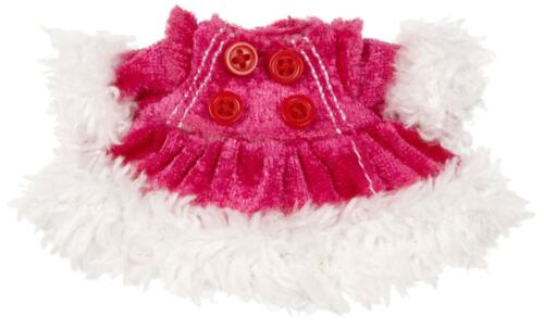 NEW LALALOOPSY DOLL Fashion Clothing Outfit Clothes Pink Dress