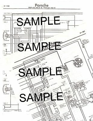 1962 1963 1964 1965 mercedes benz 220  220s 62 63 64 65 wiring diagram   ebay