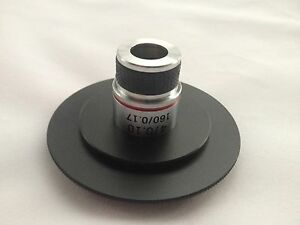 Canon-EOS-To-RMS-Microscope-Objective-Kit-For-Micro-Photography-W-4X-Objective