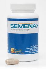 Semenax Orgasm Volumizer ~ Volume Pills Semen Increase Male Climax Pill~1 BOTTLE