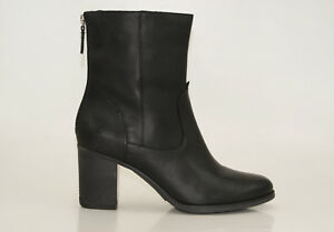 Details about Timberland Atlantic Heights mid Ankle Booties Women Shoes A15QH