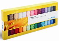 Thread Set Mettler Polysheen 28 Spool Thread Gift Set By Mettler