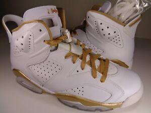 official photos 41a21 ed67e Image is loading Nike-Air-Jordan-6-VI-GMP-Golden-Moments-