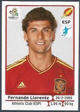 PANINI EURO 2012- #306-ESPANA-SPAIN-ATHLETIC BILBAO-FERNANDO LIORENTE