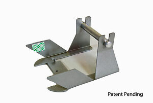 Verifone-VX520-Paper-Adapter-NEW-Silver