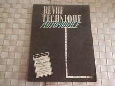 REVUE TECHNIQUE FORD TAUNUS 17 M P 3 TOUS TYPES