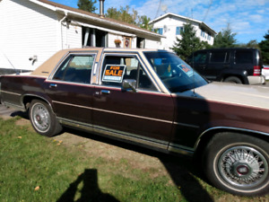 1986 Ford Grand Marquis