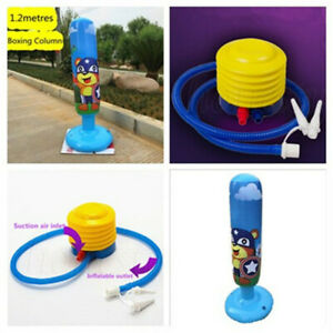 Inflatable Boxing Punching Stress Punch Tower Speed Bag Bag Target Favor R4L3