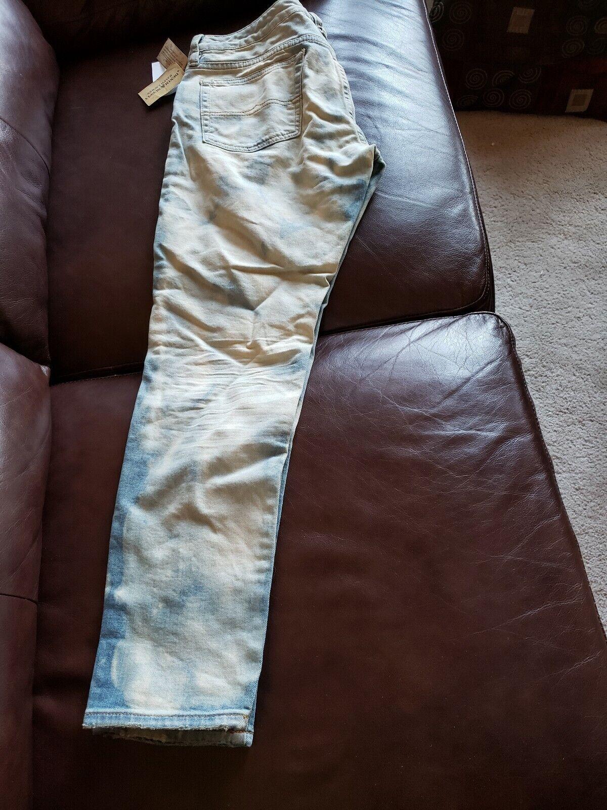 Denim &Supply Ralph Lauren Skinny Women's Boyfriend Jeans  Sz 29