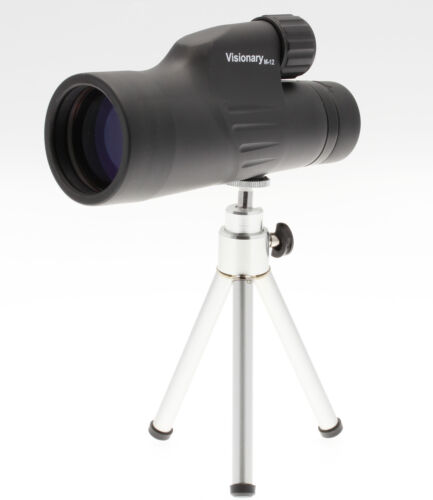 12x50 Impermeable Monocular visionario totalmente multicapa de alta potencia M12 BAK4
