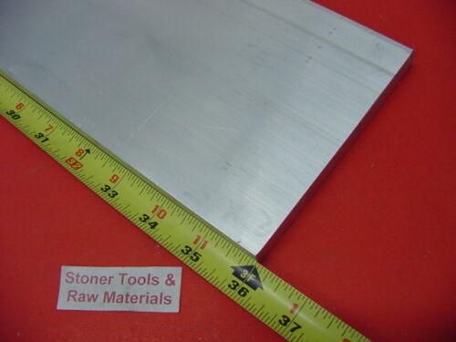 "3//4/"" X 8/"" ALUMINUM 6061 SOLID FLAT BAR 36/"" long T6511 .750/"" Plate Mill Stock"
