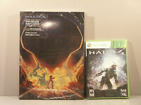 Halo 4 (xbox 360, 2012) And Prima Games Collector's Edition Game Guide Both