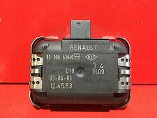 RENAULT LAGUNA II 2 ESPACE IV 4 CAPTEUR PLUIE REF 8200063060 8200063060B