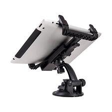 360 Swivel Windshield Car Tablet Mount Bracket Cradle Holder for iPad Samsung