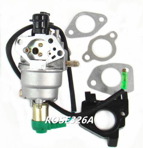 Carburetor With Gasket For Homelite HG5000 HG6000 HGCA4500 HGCA5000 Generator