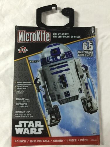 "6.5/"" SEALED Disney Star Wars Micro Kites /""R2-D2/"""
