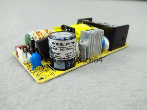 1PCS Placa Básica PS-35-5 5 V 6 A 30 W placa de circuito Impreso Fuente de alimentación nuevo Meanwell