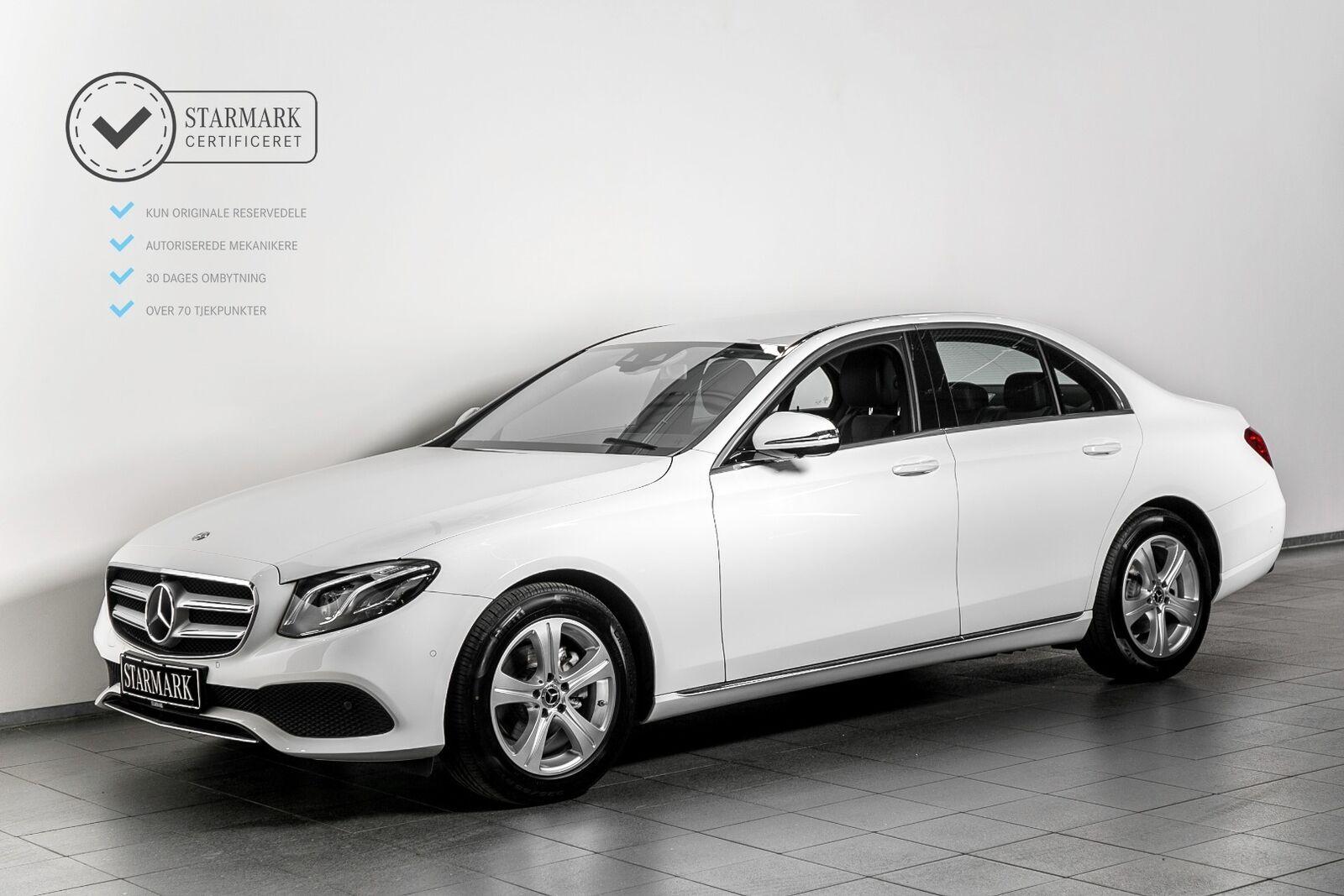 Mercedes E200 2,0 Avantgarde aut. 4d - 529.900 kr.