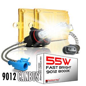 9012-HIR2-8000K-55W-Heavy-Duty-Fast-Bright-CANBUS-AC-HID-Conversion-Kit