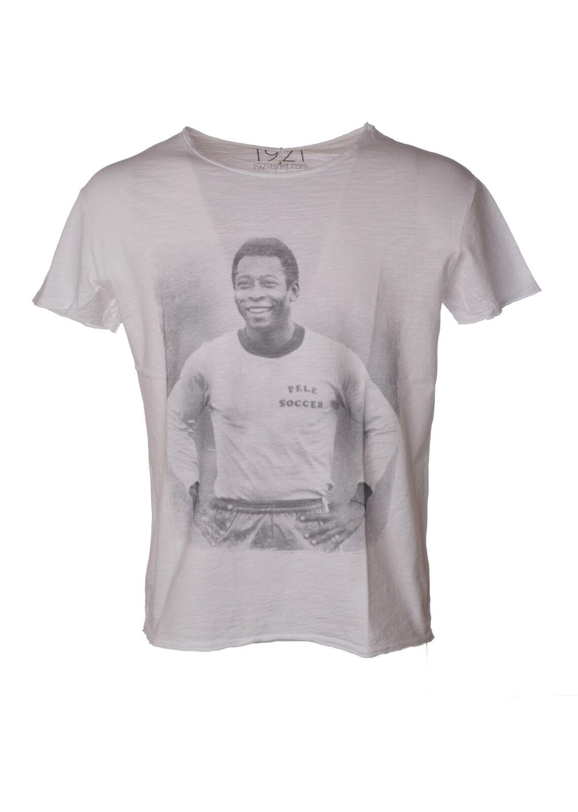 1921 - Topwear-T-shirts - Man - Weiß - 4022413F184514