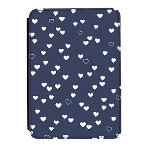 Blue-Hearts-Pattern-Love-Navy-Kindle-Paperwhite-Touch-PU-Leather-Flip-Case-Cover